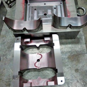Precision injection molding optical lens mold