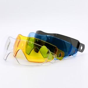 C106TK- Helmet Protective Glasses