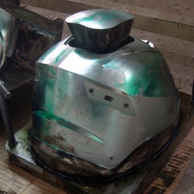 Motor Helmetë Mold zgjedhura Image