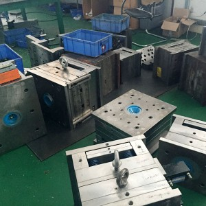 Injection Mold plastike