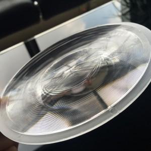 Capteur infrarouge lentille de Fresnel, Projecteur lentille de Fresnel, optique lentille de Fresnel, Ultrathin lentille de Fresnel