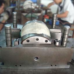 Helmet Lens Mold Manufacturing