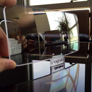 Automobile HUD Lens