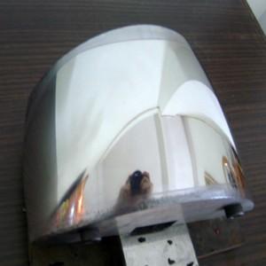 Optical Mirror Polishing