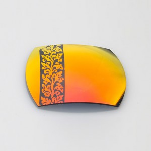 Model Sunglass Lens - E607YJ