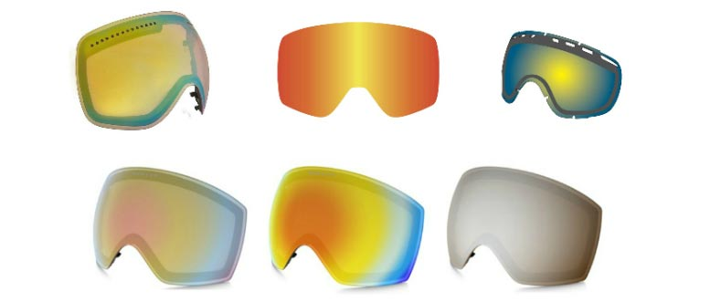 Polarized Goggle Lenses